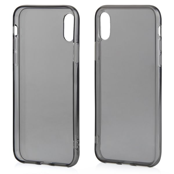 "Back Case Qult ""Clear"" für iPhone X/XS"